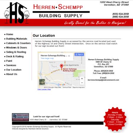 Herren-Schempp Website